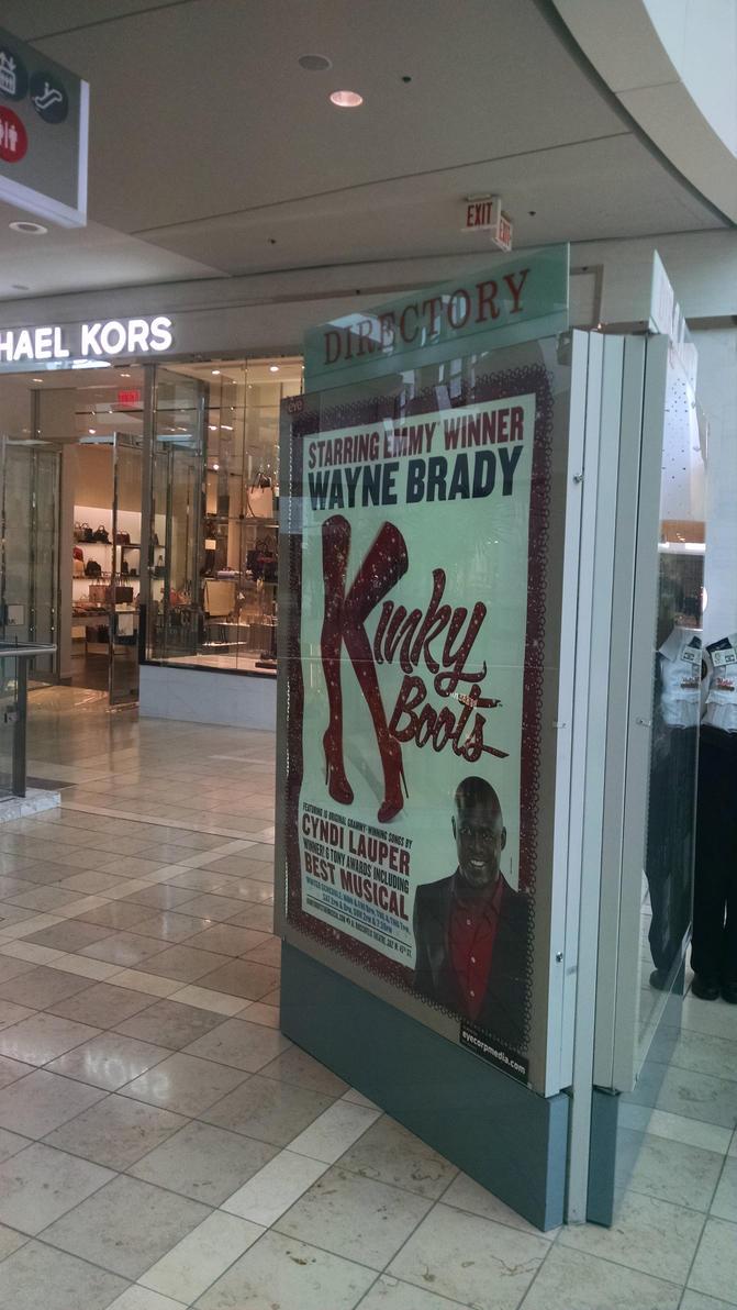 Wayne Brady in Kinky Boots? by hot293wildcat