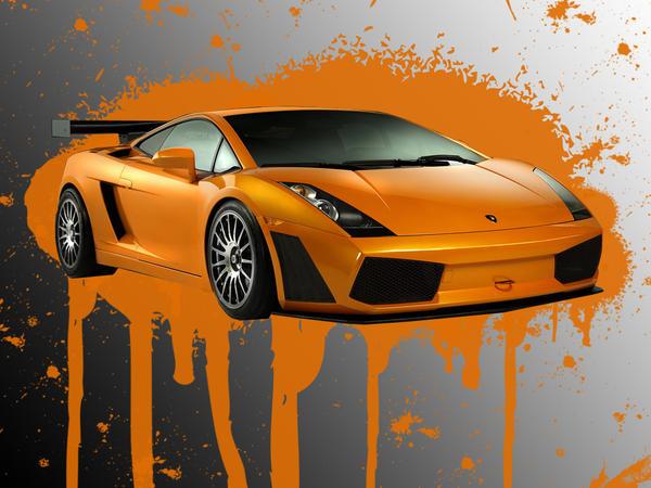 Lamborghini by burhan23