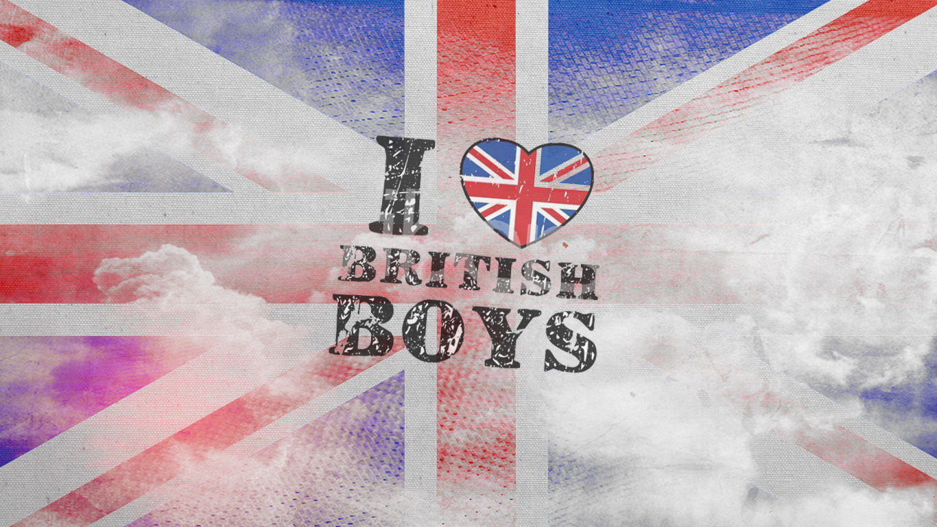I Love British Boys Wallpaper By Onlysweetgirl On Deviantart