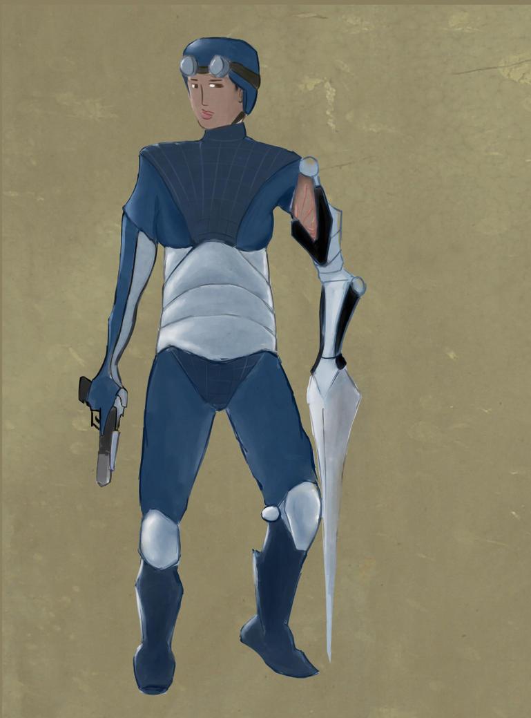 Armor Specialist by geler7