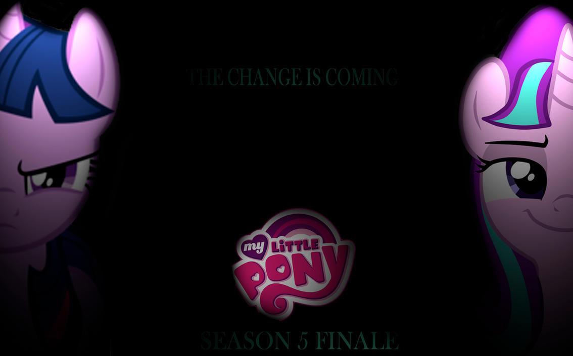 mlp season 5 finale poster fan made by movies of yalli on deviantart
