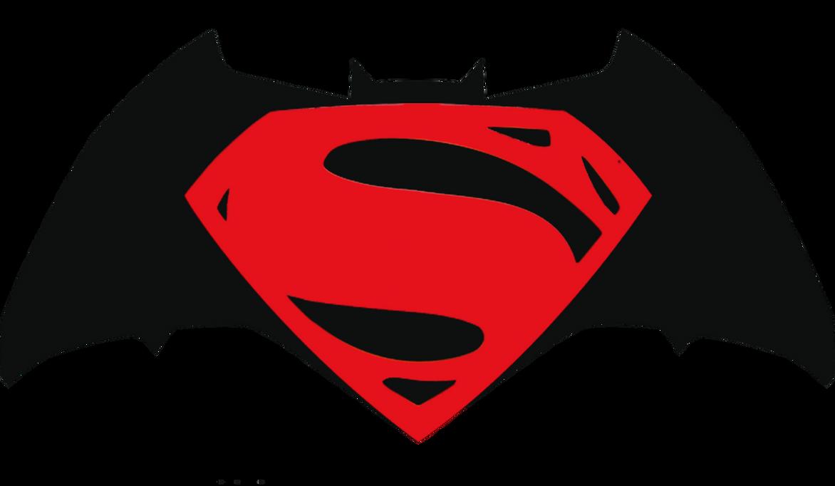Batman V Superman Logo Minimalist By Movies Of Yalli