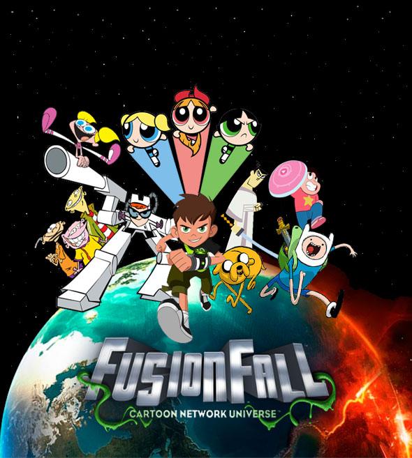 Fusion fall porn