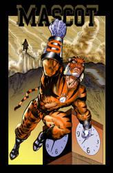 Mascot Cover Colored