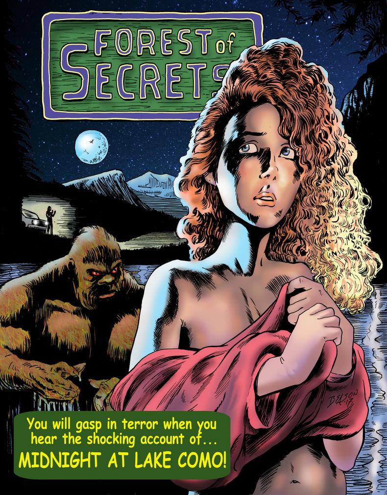 Forest of Secrets by DrStrangebob