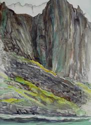 Cliffside 1 by DrStrangebob