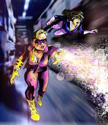 Taser and Jet enter the fray!