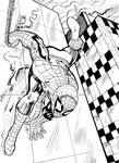Spidey Thwips out