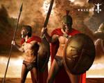 This is Sparta by Valerhon