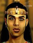 Prince Rameses' Face