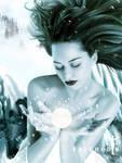 Snow Goddess Detail