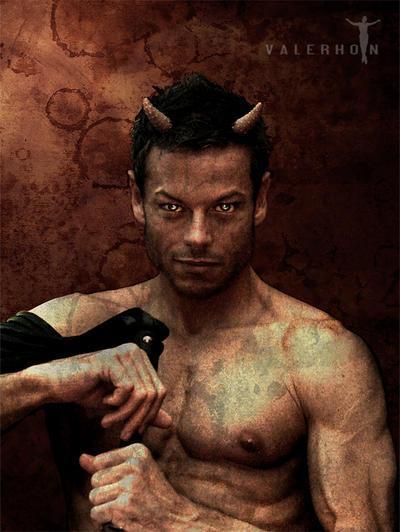 Tarot: The Devil Detail By Valerhon On DeviantArt
