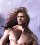 Thor face detail