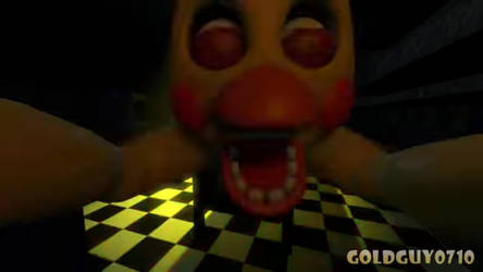 Toy Chica, WUT R U DOING?!?!?!?!?!