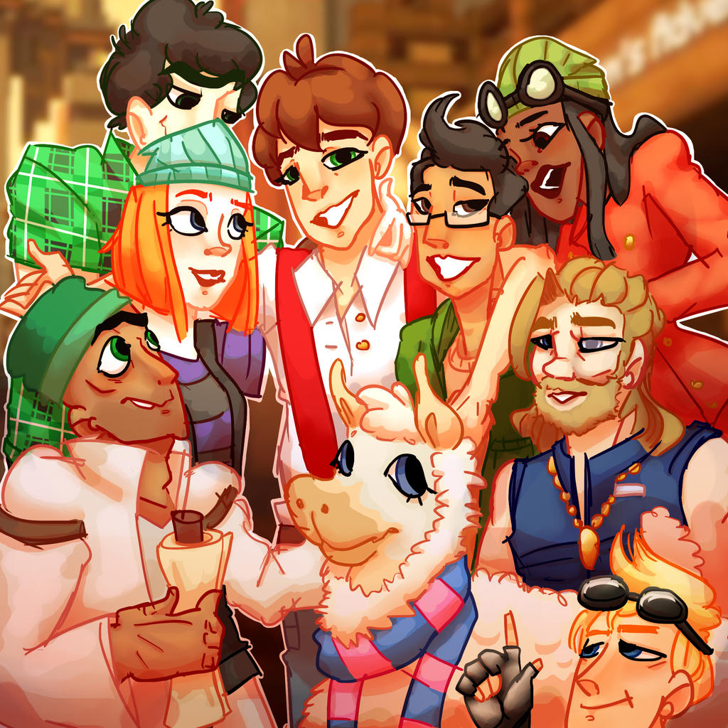 Minecraft Story Mode Season 2 Ending By Katekenway On Deviantart