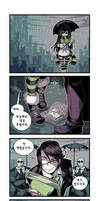 The Crawling City - 19 (Korean Translated) by JamesKaret