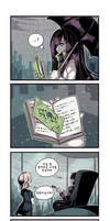 The Crawling City - 20 (Korean Translated) by JamesKaret