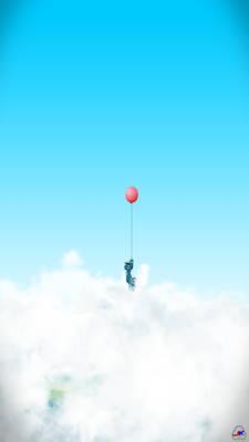 Floating (SFW) (Photoshop)