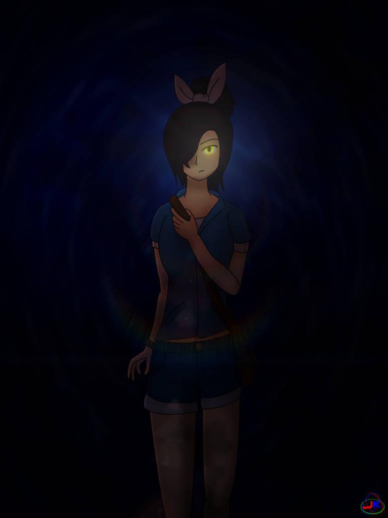 Luna Sharon (Painted)