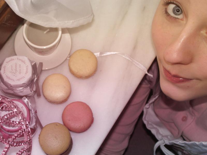 Pastilles, couleurs et p'tits pois by Blossom-Lullabies
