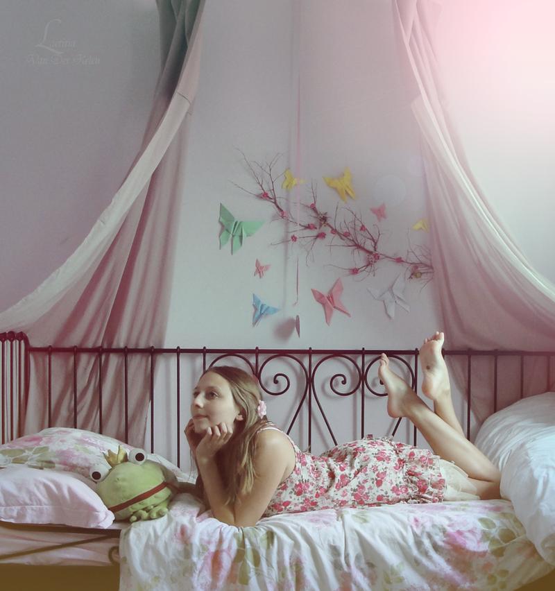 Le petit monde by Blossom-Lullabies