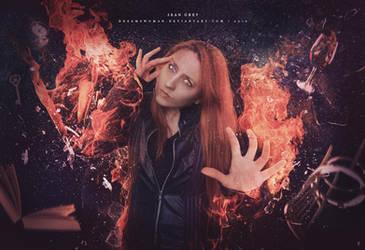 Jean Grey by Dreamswoman