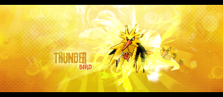 Zapdos Signature by o0Swift