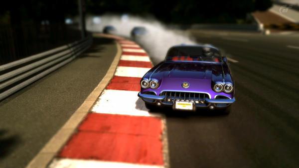 Drift on Tokyo R246