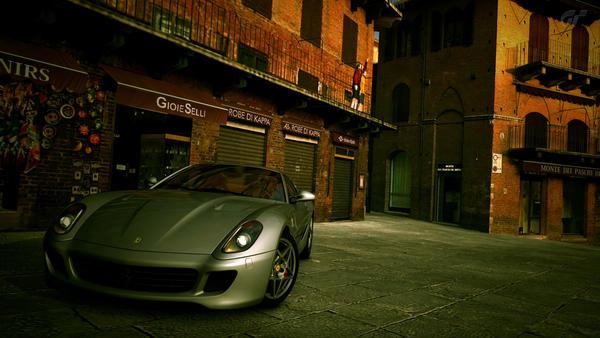 599 Fiorano