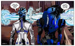 Mass Effect 2: Vanguard Spectacle