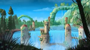 River Ruins