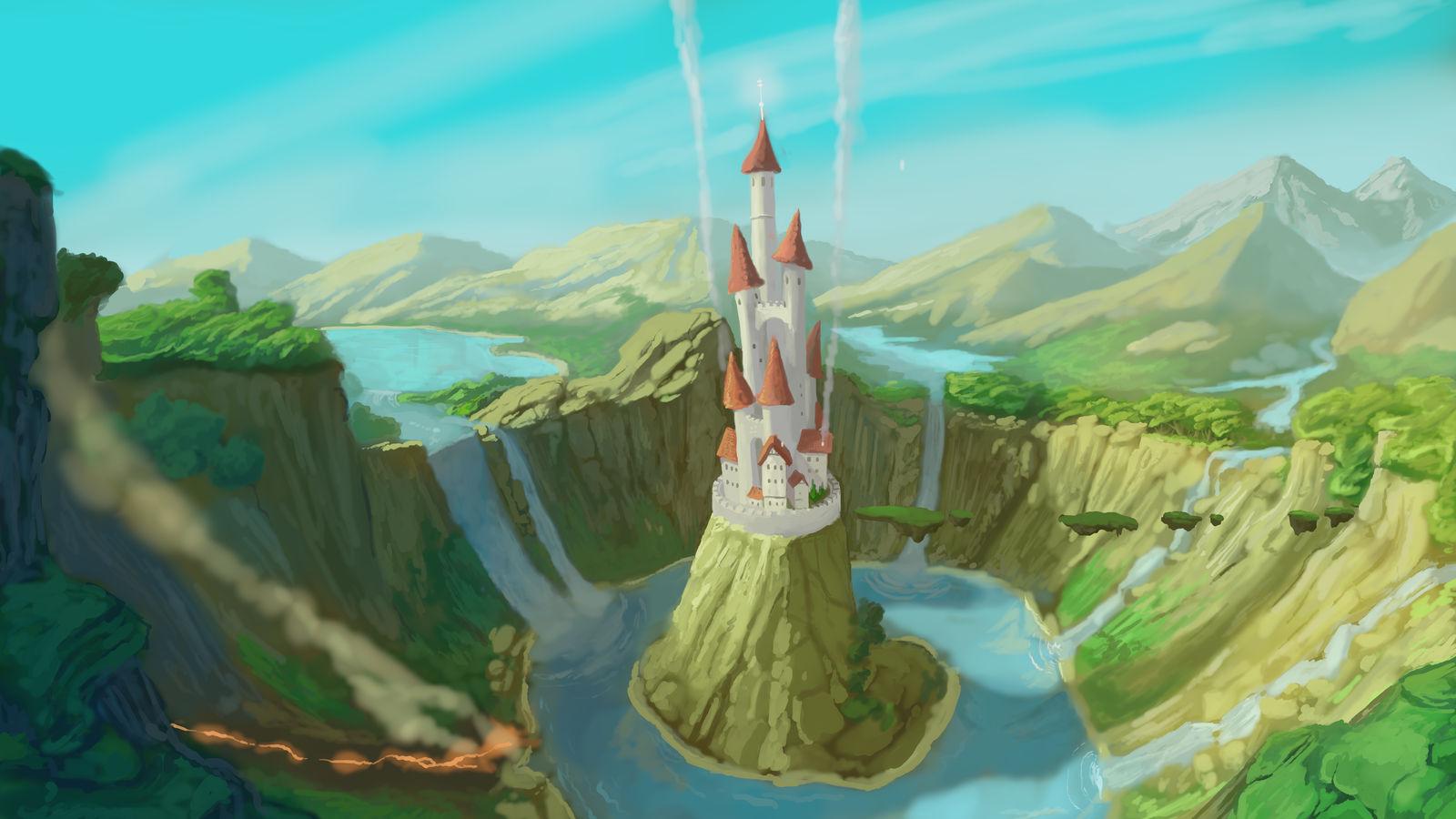 Crater Castle