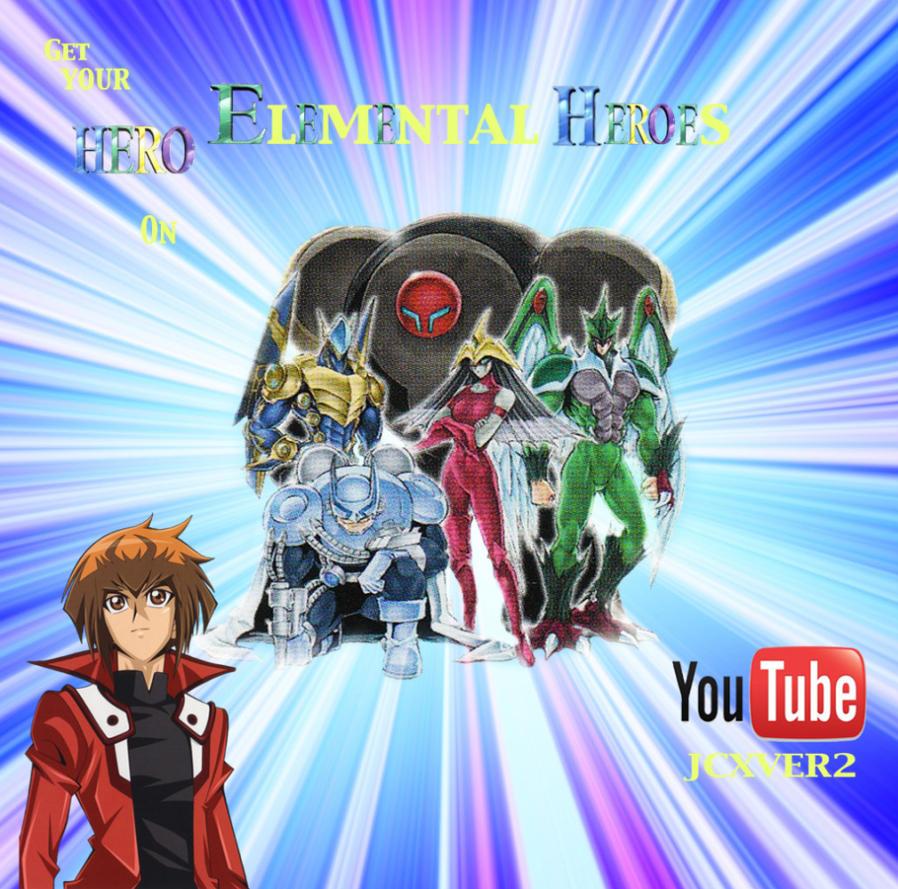 Yugioh Gx Elemental Heroes Elemental heroes cover byYugioh Gx Elemental Heroes Wallpaper