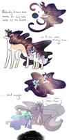 HC: mother of Luna and Celestia by Arirain