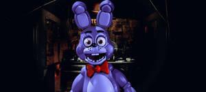 Bonnie + Toy Bonnie (FNaF2)