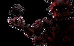 Fredbear, Spring Freddy, Nightmare (FREE TO USE)