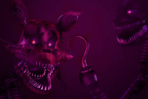Nightmare Mangle by PrimeYT
