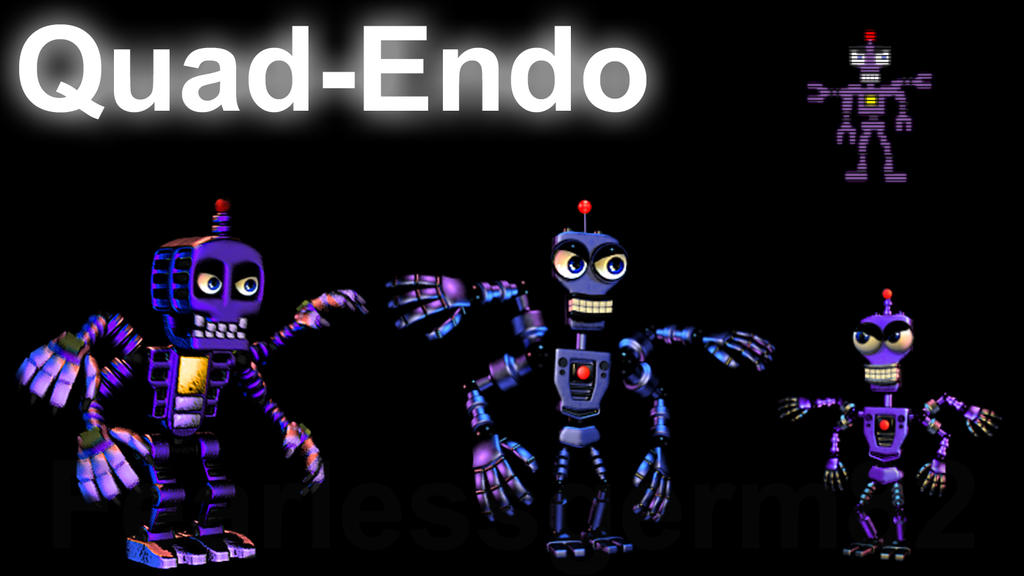Prototype (FNaF World Halloween Edition) by PrimeYT on DeviantArt