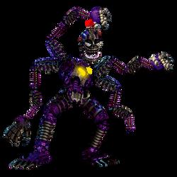 Nightmare Quad-Endo by PrimeYT