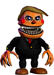 Nightmare Trump by PrimeYT