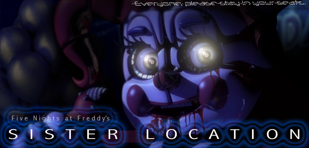 Sister Location Teaser Remake by fearlessgerm82