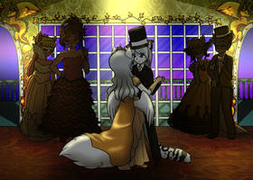 FA COM: May I Have This Dance? by SeaJelli