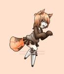 AT: FishEye-Cat