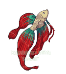 Pixel: Betta Fish