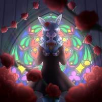 Vampire's Rose by SeaJelli