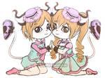 Maca and Loli