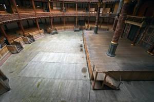 Globe Theatre by KarlDawson