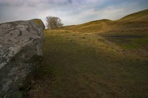 Standing stone at Avebury II by KarlDawson