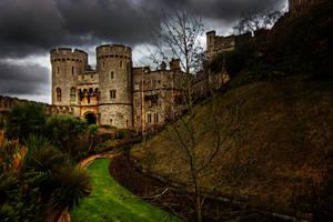 Edinburgh Castle by KarlDawson