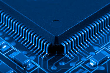 Integrated Circuit by KarlDawson